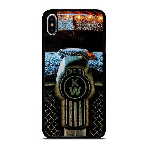 KENWORTH TRUCK EMBLEM iPhone XS Max Case Cover