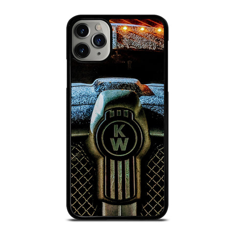 KENWORTH TRUCK EMBLEM iPhone 11 Pro Max Case Cover