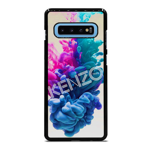 KENZO PARIS COLOR FULL Samsung Galaxy S10 Plus Case Cover