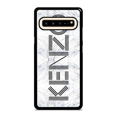 KENZO PARIS MARBLE Samsung Galaxy S10 5G Case Cover