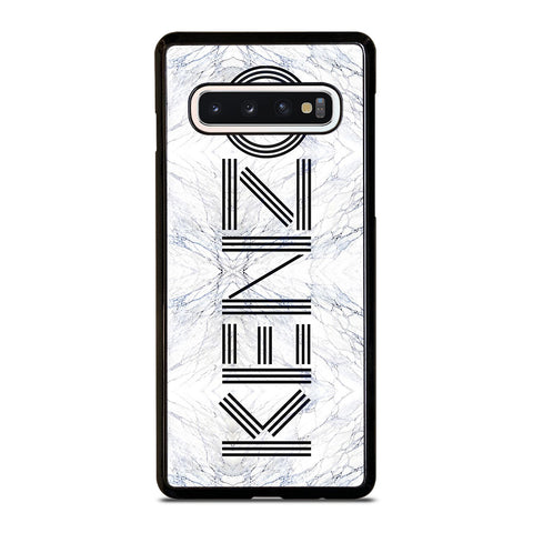 KENZO PARIS MARBLE Samsung Galaxy S10 Case Cover