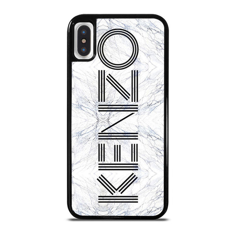 KENZO PARIS MARBLE iPhone X / XS Case Cover