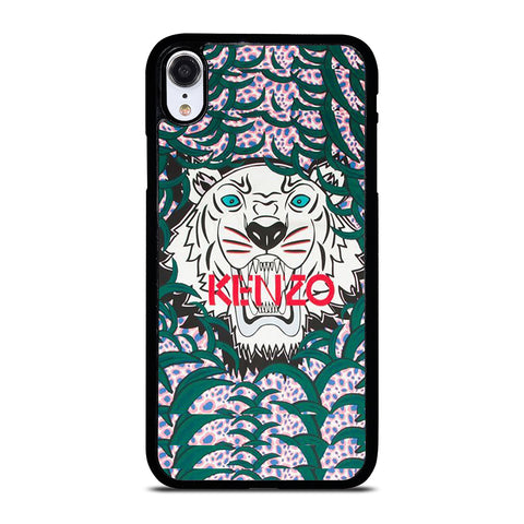 KENZO PARIS NEW LOGO iPhone XR Case Cover