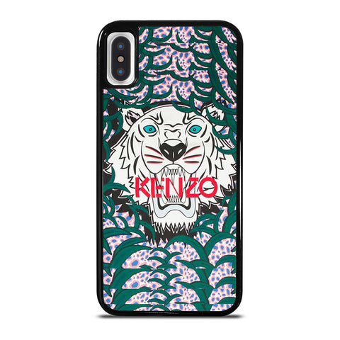 KENZO PARIS NEW LOGO iPhone X / XS Case Cover