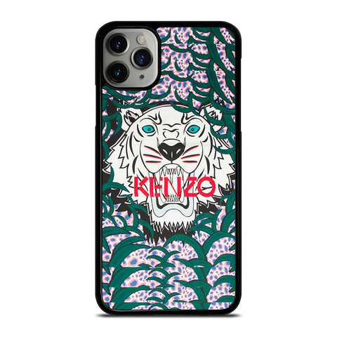 KENZO PARIS NEW LOGO iPhone 11 Pro Max Case Cover