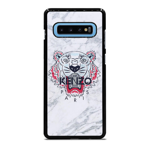 KENZO PARIS TIGER MARBLE Samsung Galaxy S10 Plus Case Cover