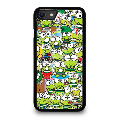 KEROPPI COLLAGE iPhone SE 2020 Case Cover