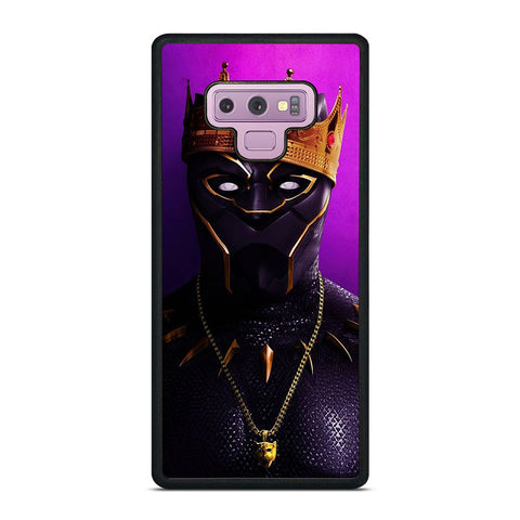 KING BLACK PANTHER Samsung Galaxy Note 9 Case Cover