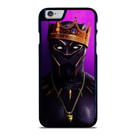 KING BLACK PANTHER iPhone 6 / 6S Case Cover