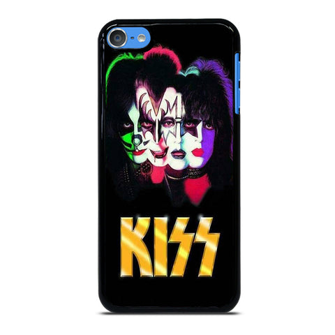 KISS BAND ROCK POSTER iPod Touch 7 Case