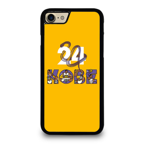 KOBE BRYANT LA LAKERS ICON iPhone 7 / 8 Case Cover