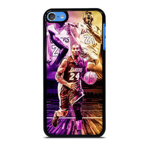 KOBE BRYANT LA LAKERS-ipod-touch-7-case