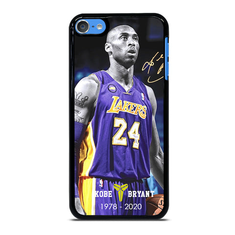 KOBE BRYANT 1978-2020 LAKERS iPod Touch 7 Case