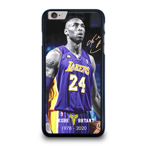 KOBE BRYANT 1978-2020 LAKERS iPhone 6 / 6S Plus case
