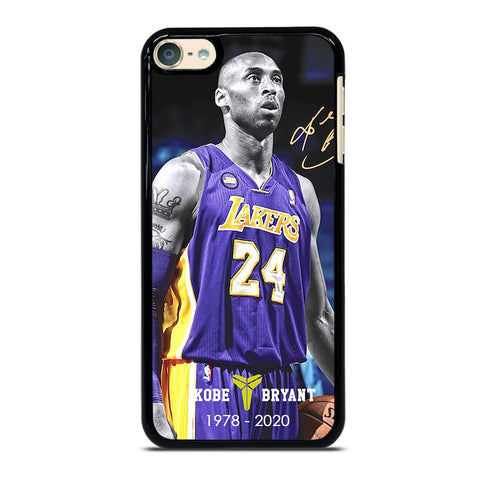 KOBE BRYANT 1978-2020 LAKERS iPod Touch 6 Case