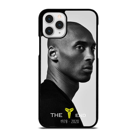 KOBE BRYANT BLACK MAMBA RIP iPhone 11 Pro Case Cover