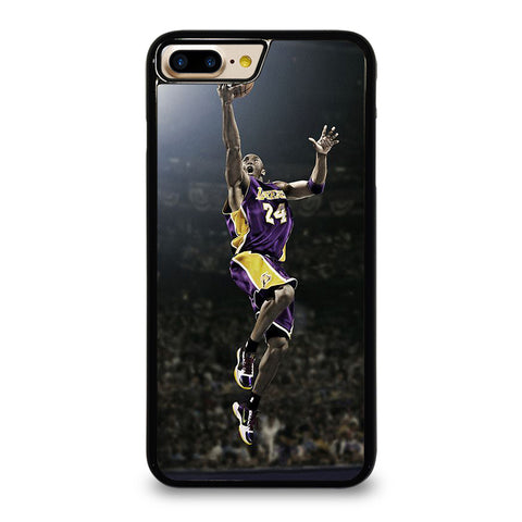 KOBE BRYANT LAKERS JUMP iPhone 7 / 8 Plus case