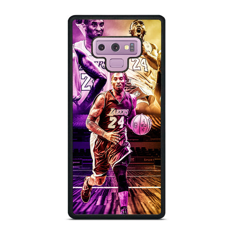 KOBE BRYANT LA LAKERS Samsung Galaxy Note 9 Case Cover