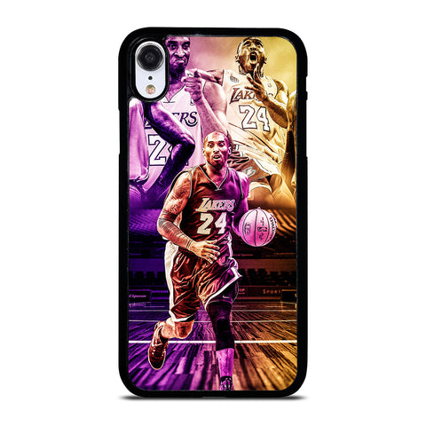 KOBE BRYANT LA LAKERS iPhone XR Case Cover