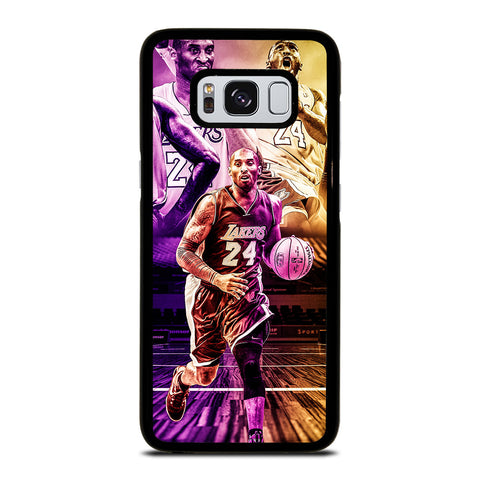 KOBE BRYANT LA LAKERS Samsung Galaxy S8 Case Cover