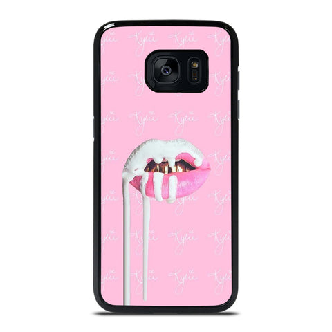 KYLIE JENNER LIPS Samsung Galaxy S7 Edge Case Cover