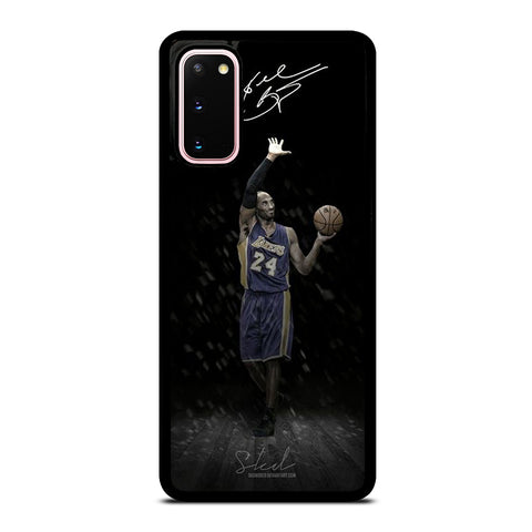 LA LAKERS KOBE BRYANT SIGNATURE 2 Samsung Galaxy S20 Case Cover
