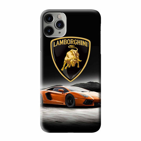 LAMBORGHINI CAR iPhone 3D Case Cover