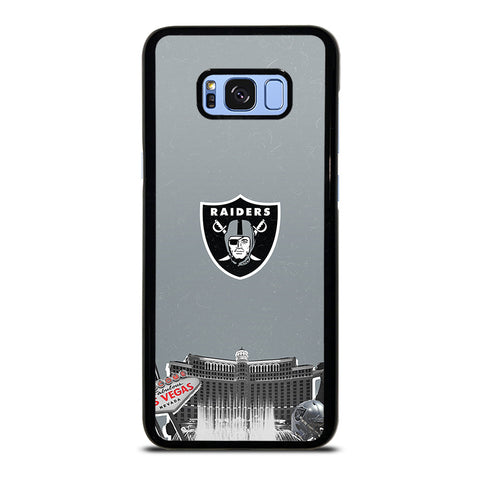 LAS VEGAS RAIDERS NFL ICON Samsung Galaxy S8 Plus Case Cover