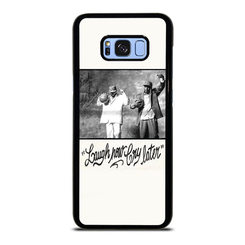 LAUGH NOW CRY LATER DRAKE Samsung Galaxy S8 Plus Case Cover