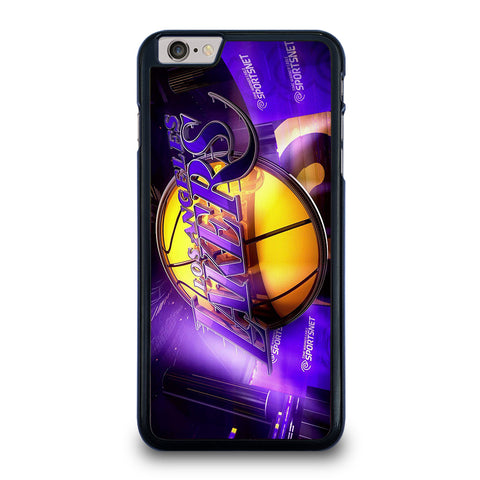 LA LAKERS 3D LOGO iPhone 6 / 6S Plus Case Cover