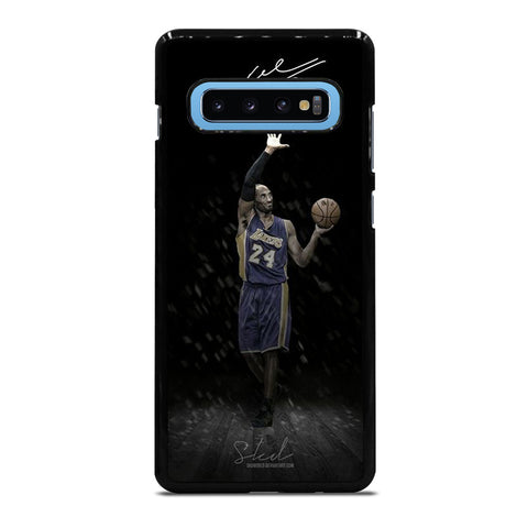 LA LAKERS KOBE BRYANT SIGNATURE 2 Samsung Galaxy S10 Plus Case Cover