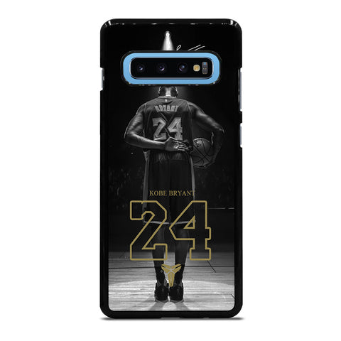 LA LAKERS KOBE BRYANT SIGNATURE 3 Samsung Galaxy S10 Plus Case Cover