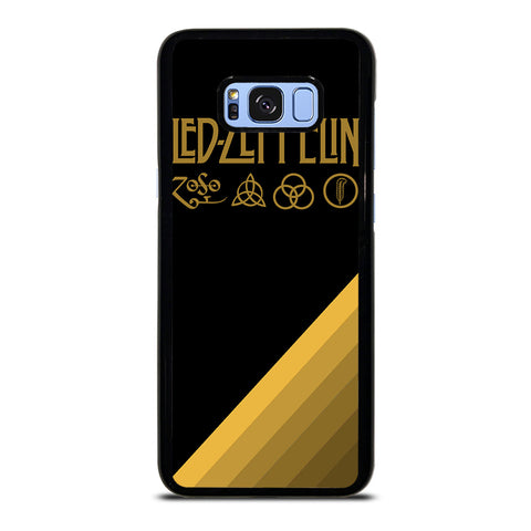 LED ZEPPELIN ROCK BAND SYMBOL Samsung Galaxy S8 Plus Case Cover