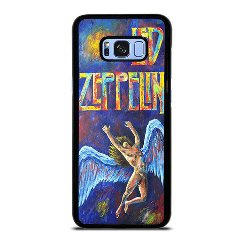 LED ZEPPELIN ART Samsung Galaxy S8 Plus Case Cover