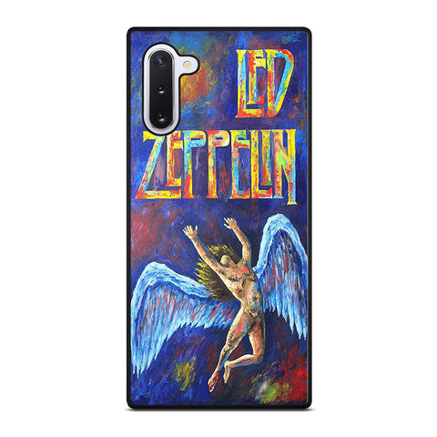 LED ZEPPELIN ART Samsung Galaxy Note 10 Case Cover