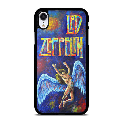 LED ZEPPELIN ART iPhone XR Case Cover