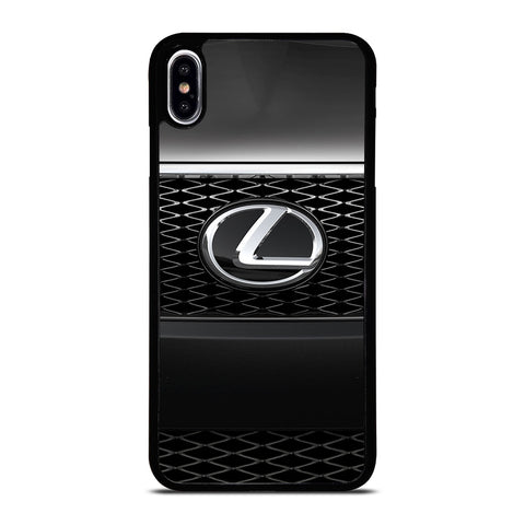 LEXUS EMBLEM iPhone XS Max Case Cover
