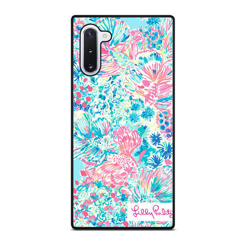 LILLY PULITZER Samsung Galaxy Note 10 Case Cover