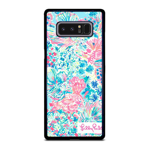 LILLY PULITZER Samsung Galaxy Note 8 Case Cover