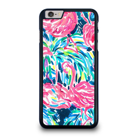 LILLY PULITZER FLAMINGO iPhone 6 / 6S Plus Case Cover