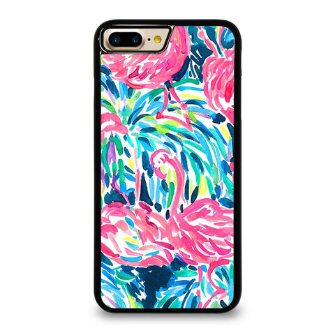 LILLY PULITZER FLAMINGO iPhone 7 / 8 Plus Case Cover