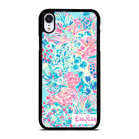 LILLY PULITZER iPhone XR Case Cover