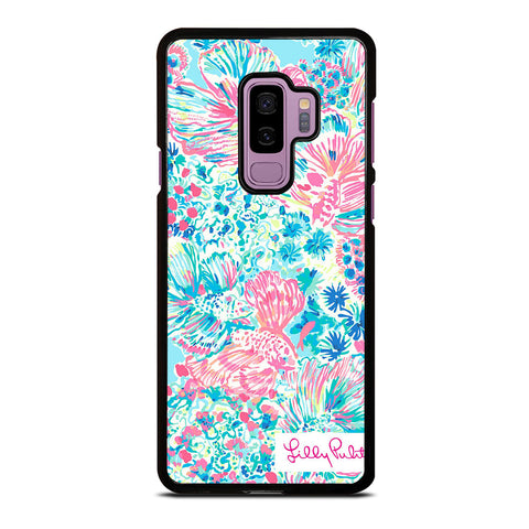 LILLY PULITZER Samsung Galaxy S9 Plus Case Cover