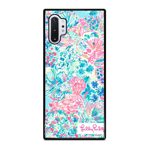 LILLY PULITZER Samsung Galaxy Note 10 Plus Case Cover