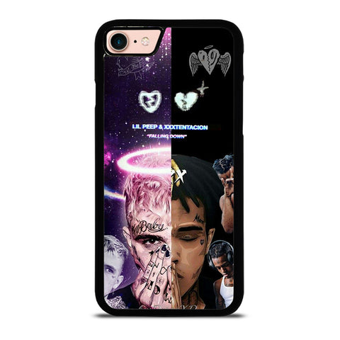 LIL PEEP AND XXXTENTACION FALLING DOWN iPhone 7 / 8 Case Cover