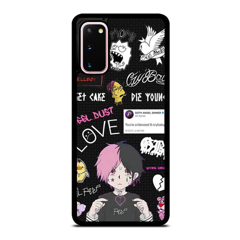 LIL PEEP COLLAGE Samsung Galaxy S20 Case Cover