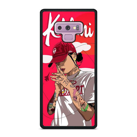 LIL' LAY LOW KEHLANI ART Samsung Galaxy Note 9 case