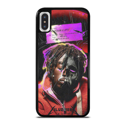 LIL UZI VERT XO TOUR LLIF3 iPhone X / XS Case Cover