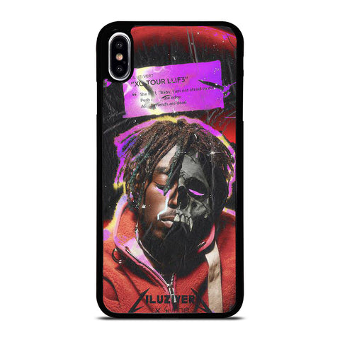 LIL UZI VERT XO TOUR LLIF3 iPhone XS Max Case Cover