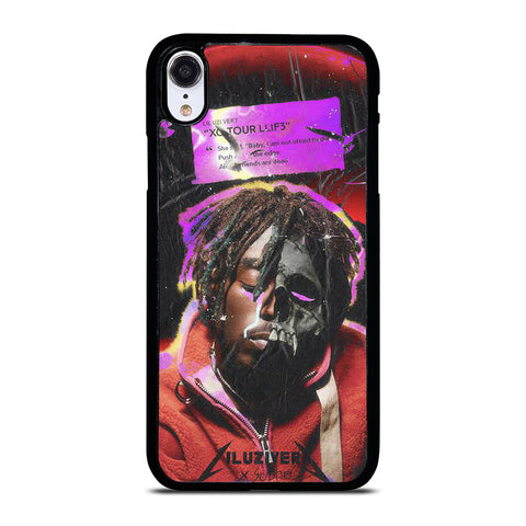 LIL UZI VERT XO TOUR LLIF3 iPhone XR Case Cover